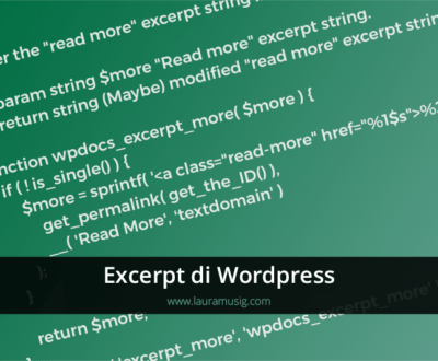 Excerpt-WordPress