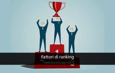 fattori-di-ranking