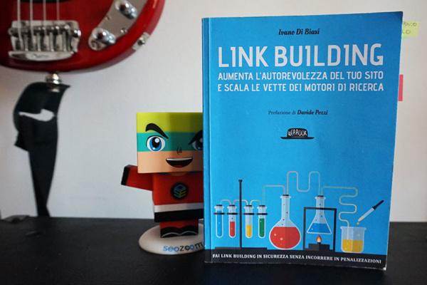 Link building di Ivano Di Biasi: recensione libro.