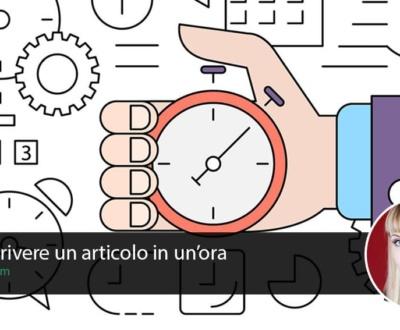 scrivere-un-articolo-un-ora
