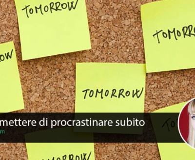 smettere-di-procrastinare
